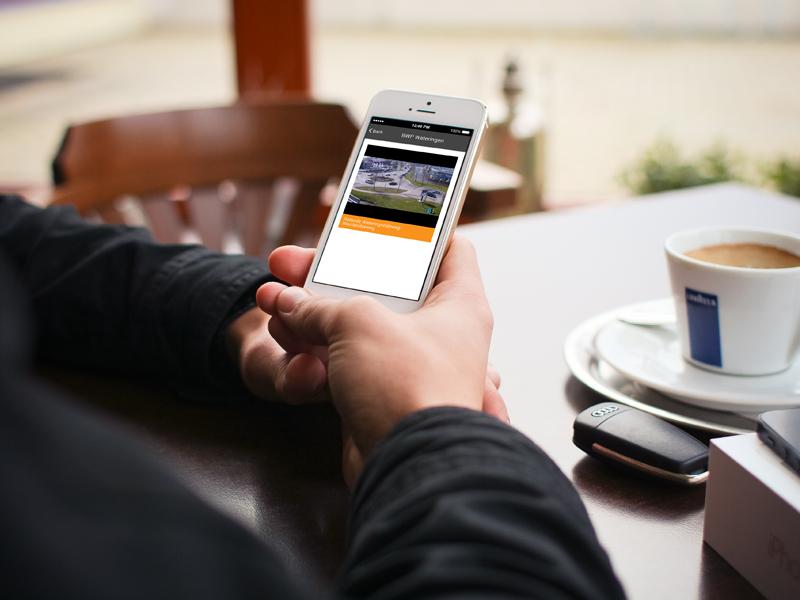 BIZ BWP Wateringen iPhone Applicatie