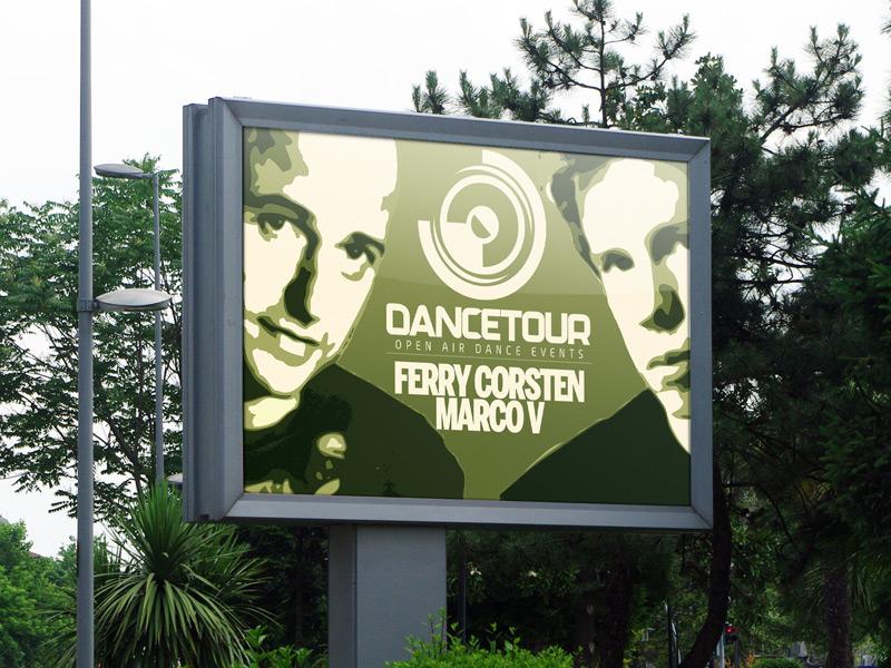 Dancetour Poster