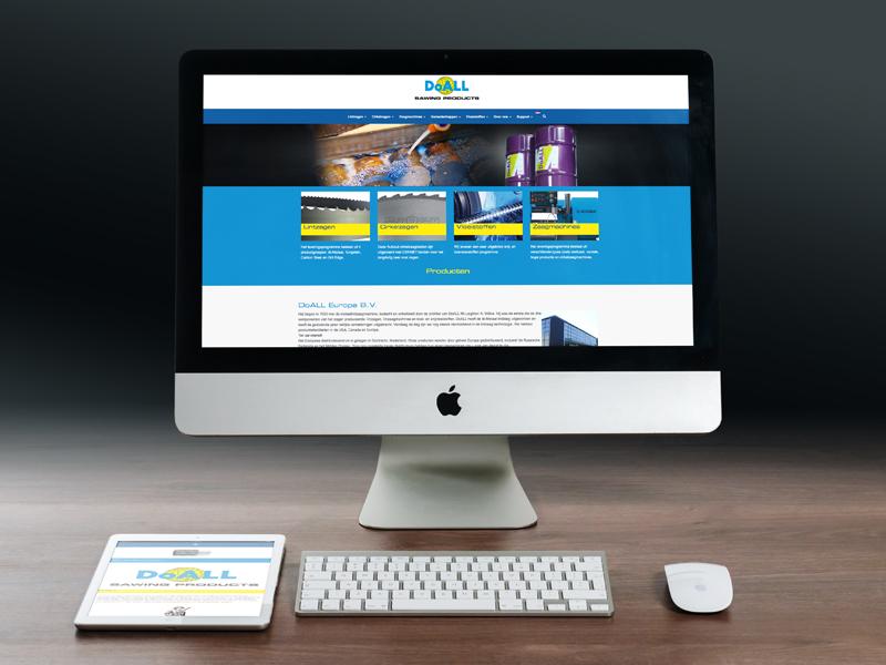 Doall Responsive Webdesign