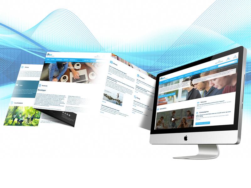 Ifective Website Ontwerp