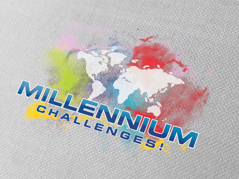 Millennium Challenges Corporate Identity