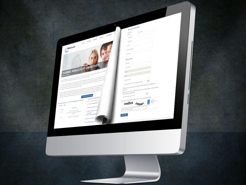 Motivus Responsive Webdesign