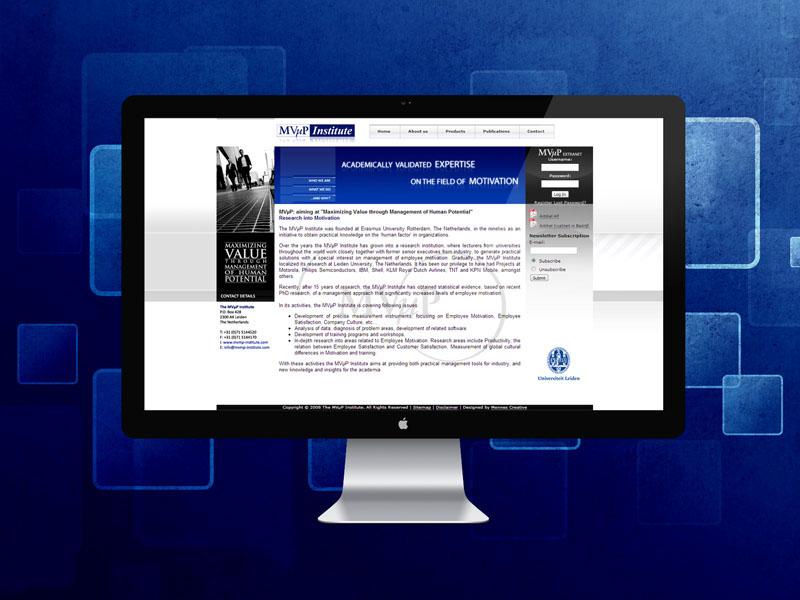 MVMP Responsive Website