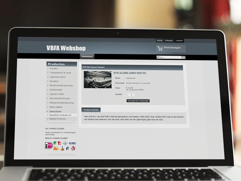 Rangkaian Responsive Webshop