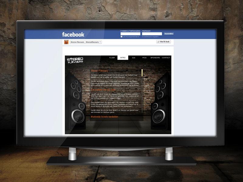 Stereo Flavours Social Media Optimalisatie