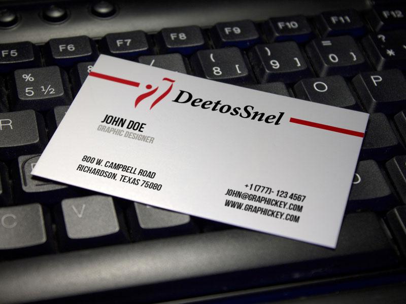 DeetosSnel Visitekaart