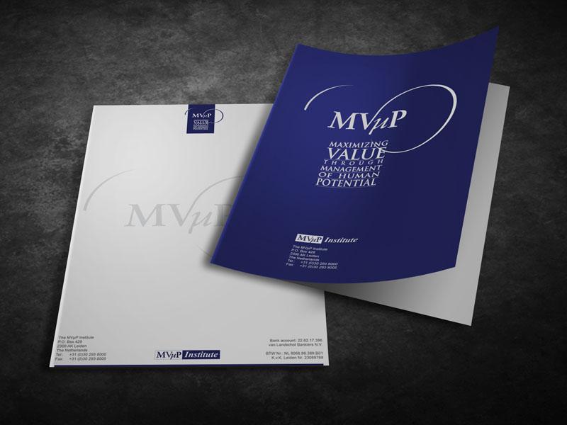 MVMP Briefpapier Huisstijl