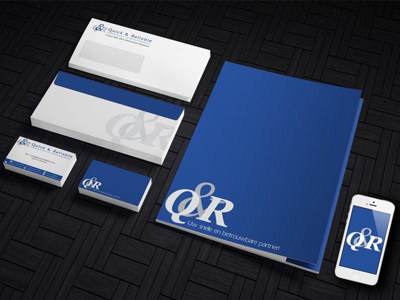 QRAB Corporate Identity