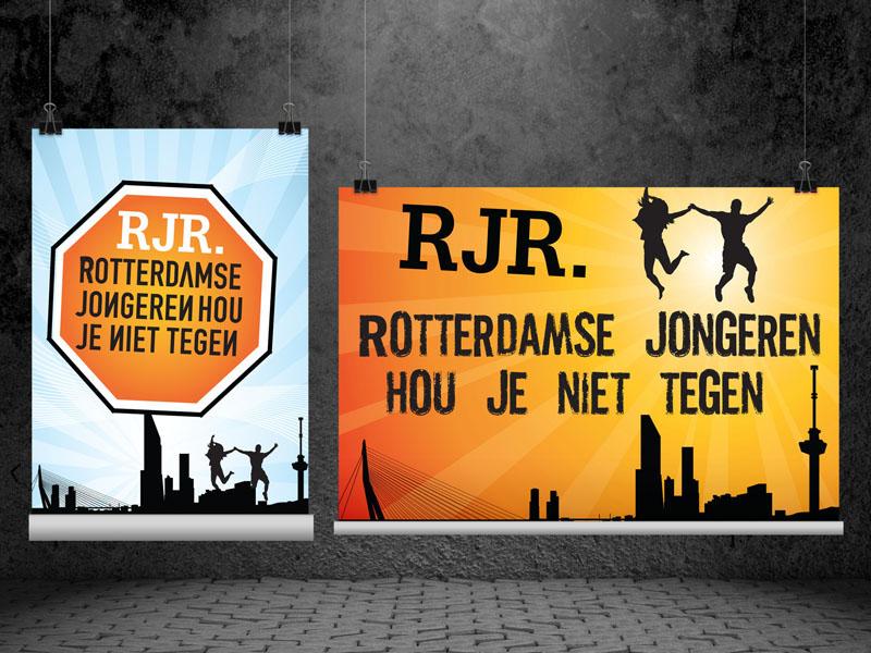 Rotterdamse Jongerenraad Poster