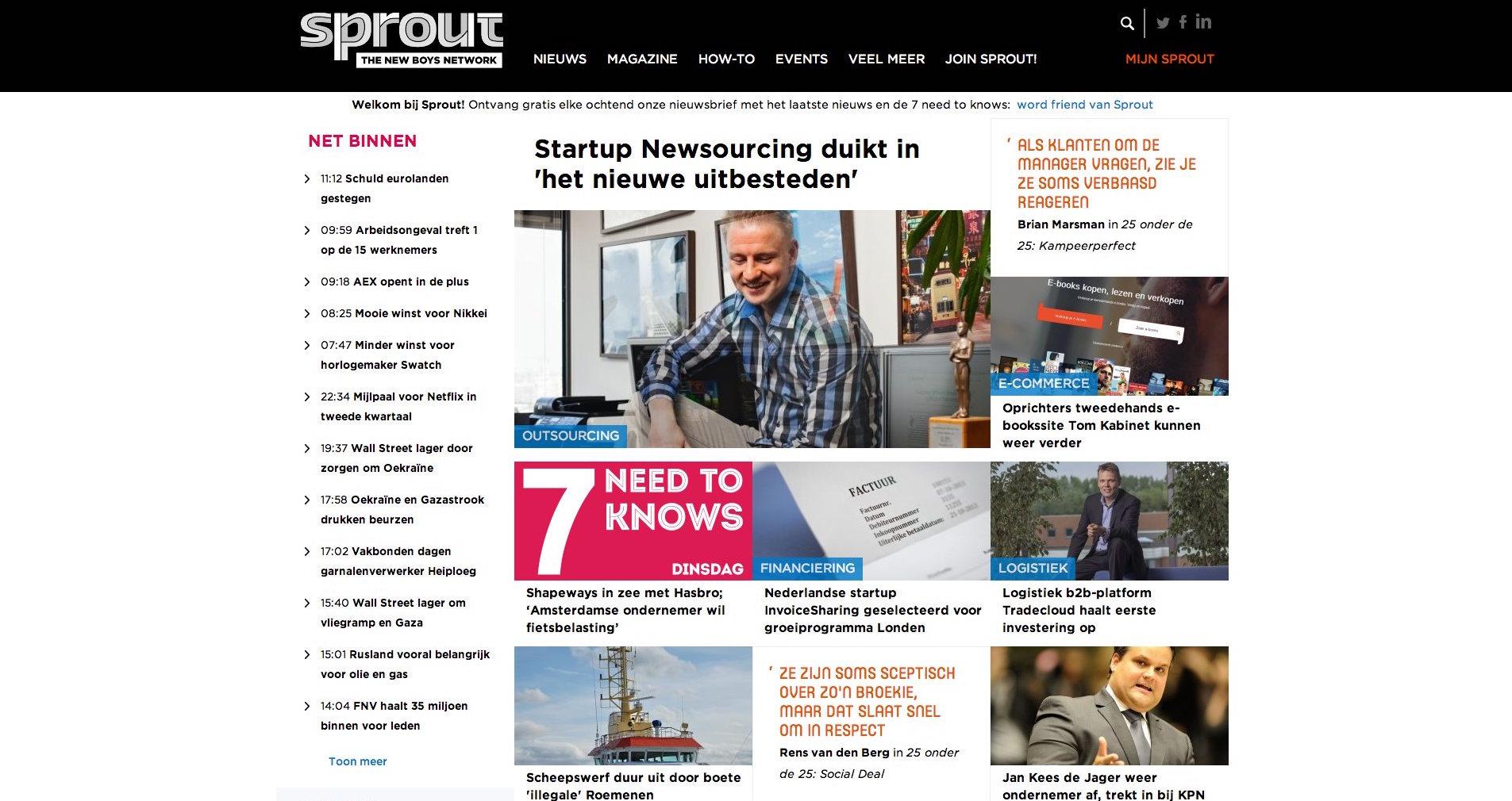 Sebastian Mennes Newsourcing