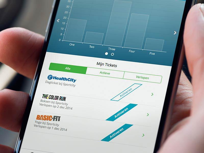 Socialfit Mobiele App