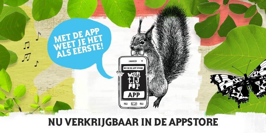 Wantijpop App